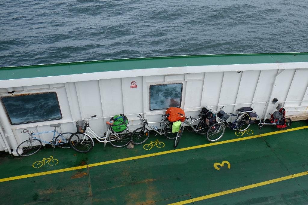 Ferry to Rørvig